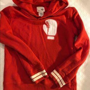 Crewcuts boxing glove hoodie